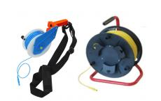 Portable cable reel - IP2X Connector