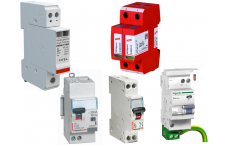 Surge arrester - Circuit breaker