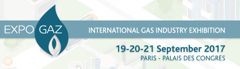 EXPOGAZ 2017 PARIS